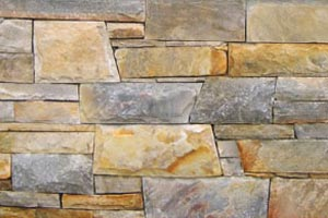 Styles of masonry using Bull Run® Stone